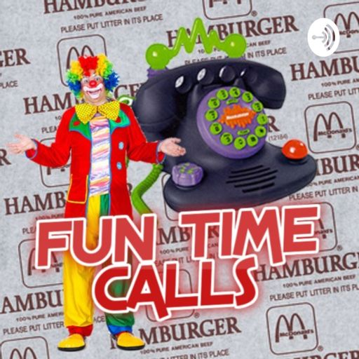 Cover art for podcast Fun Time Calls