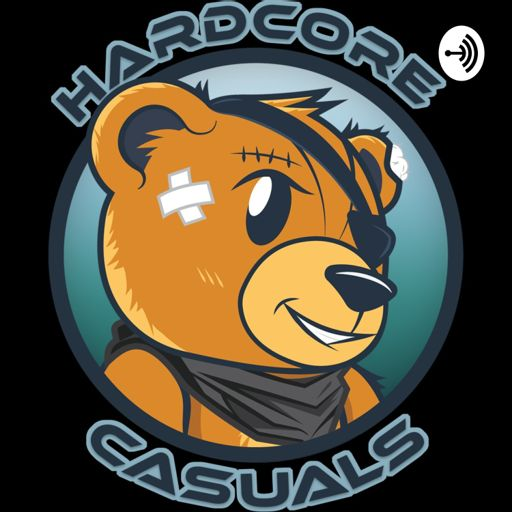 Cover art for podcast Hardcore Casuals Lounge