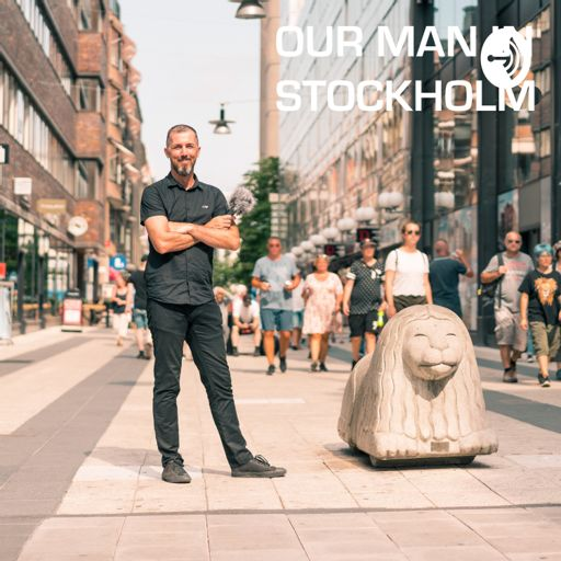 Cover art for podcast Our Man In Stockholm