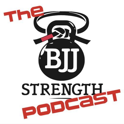 Cover art for podcast BJJ Strength Podcast