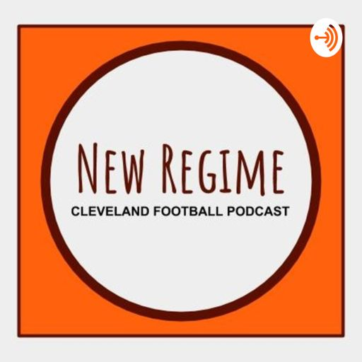 Cover art for podcast New Regime Podcast