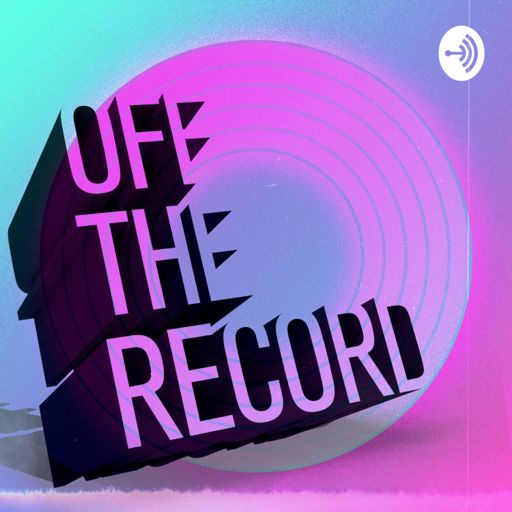 Cover art for podcast Off the Record with Nick and Trey