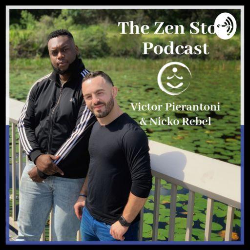 Cover art for podcast The Zen Stoic Podcast