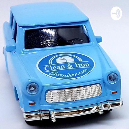 Cover art for podcast Limpieza a domicilio de calidad. Clean & Iron Service.