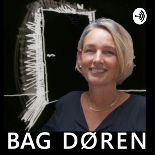 Cover art for podcast BAG DØREN - audiofortællinger af Lulu Jacobsen