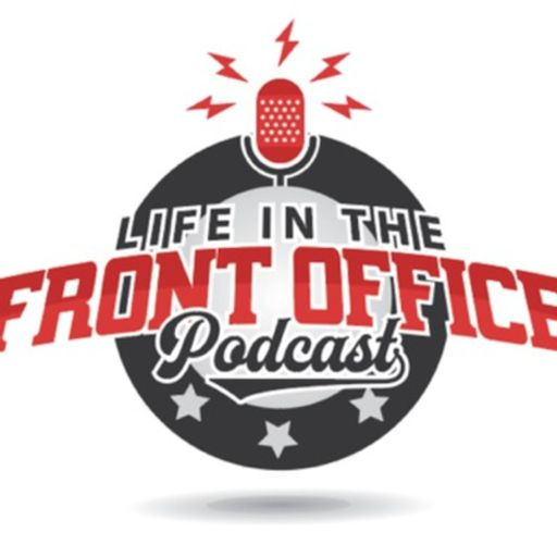 Cover art for podcast Life in the Front Office