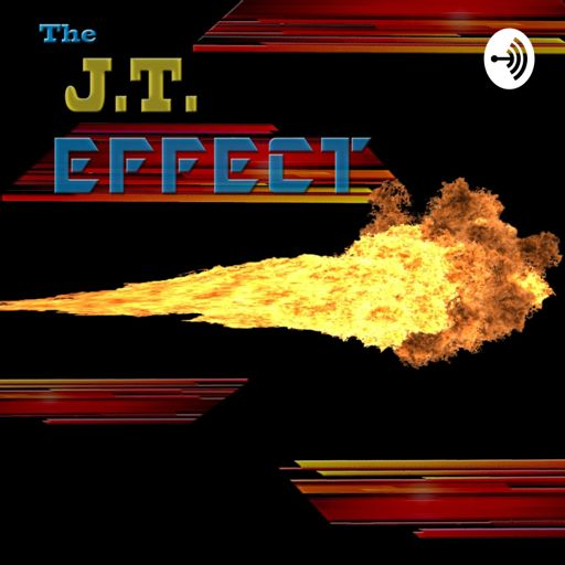 Cover art for podcast The J.T. Effect