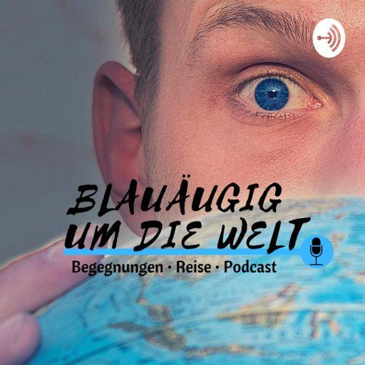Cover art for podcast blauäugig um die Welt