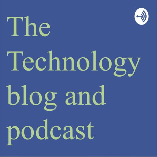 Cover art for podcast The technology blog and podcast