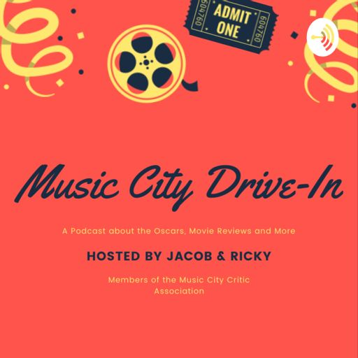 Cover art for podcast Music City Drive-In