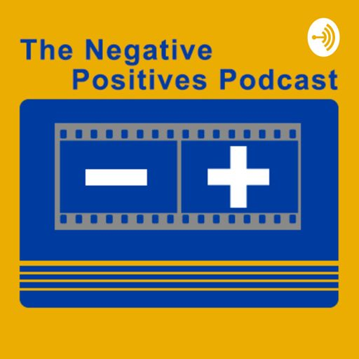 Cover art for podcast Negative Positives Film Photography Podcast