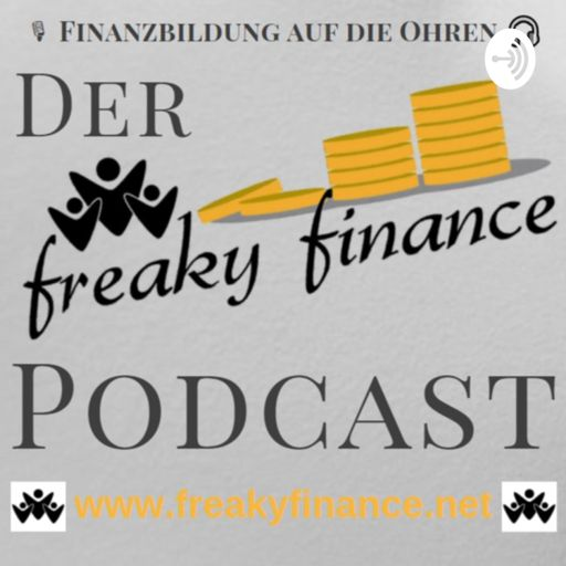 Cover art for podcast freaky finance