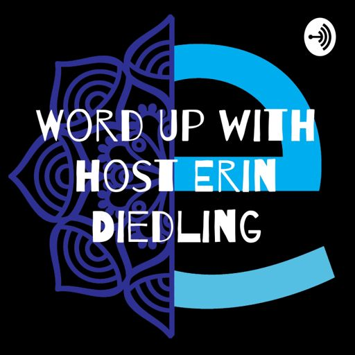 Cover art for podcast Word Up with Erin