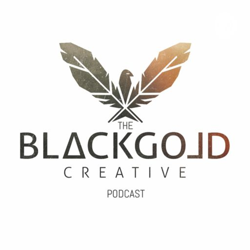 Cover art for podcast The Black Gold Creative Podcast