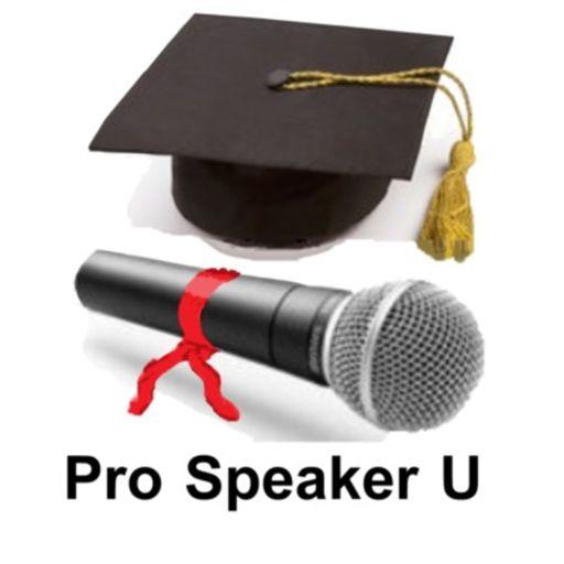 Cover art for podcast Pro Speaker U