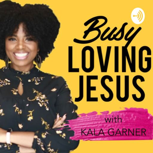Cover art for podcast Busy Loving Jesus