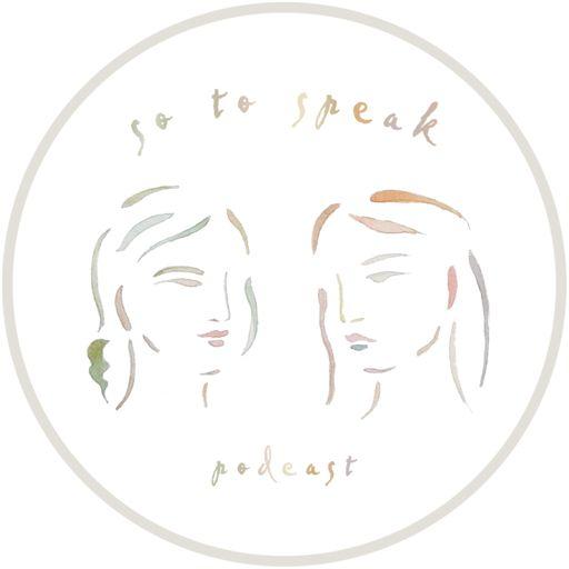 Cover art for podcast So to Speak