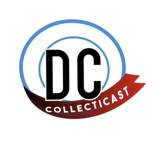 Cover art for podcast DC Collecticast