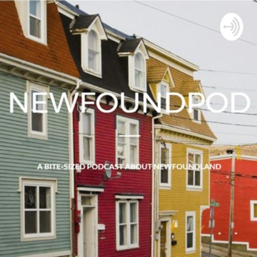 Cover art for podcast NewfoundPod - a bite sized podcast about Newfoundland