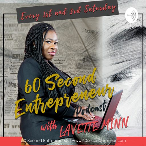 Cover art for podcast 60 Second Entrepreneur