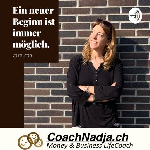 Cover art for podcast Wenn's um Erfolgreich im Alltag geht mit Nadja Hoo