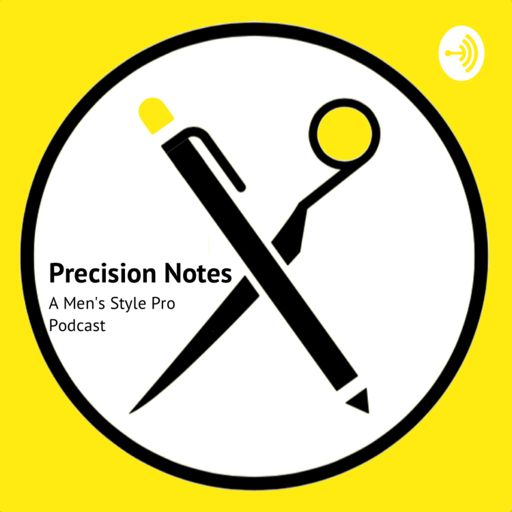 Cover art for podcast Precision Notes