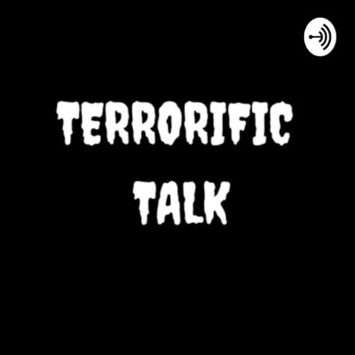 Cover art for podcast Terrorific Talk : Horror Interviews | Why Horror?