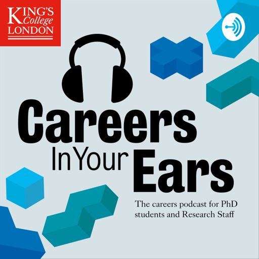 Cover art for podcast Careers in Your Ears
