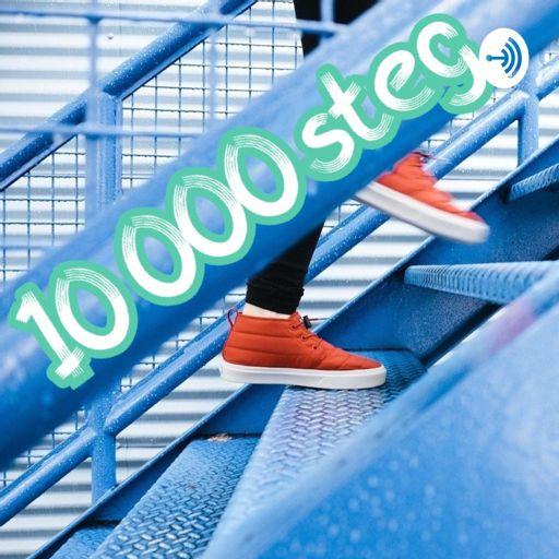 Cover art for podcast 10 000 steg - podden som knyter dina skor