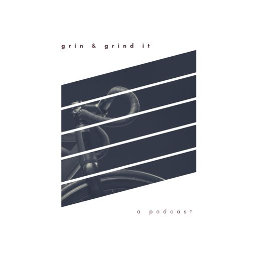 Cover art for podcast Grin and Grind It