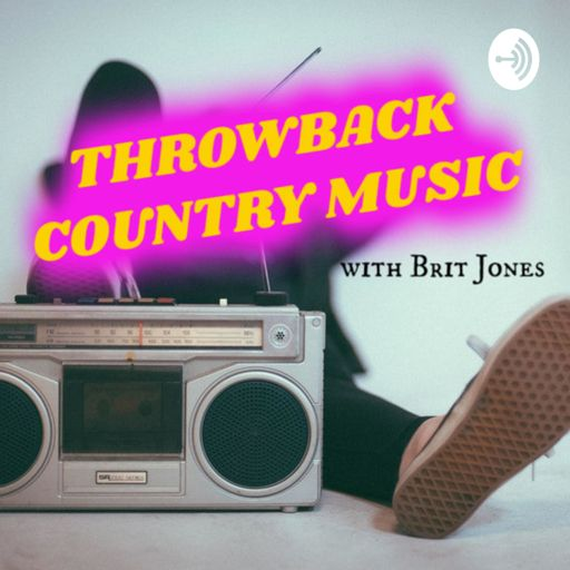 Cover art for podcast Throwback Country Music