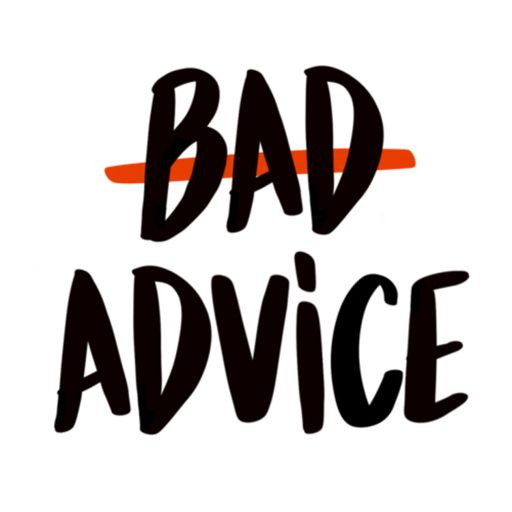 Cover art for podcast Bad Advice