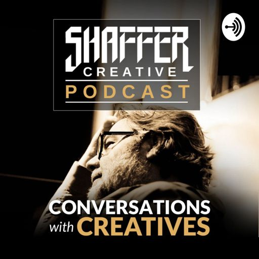 Cover art for podcast Shaffer Creative: Conversations with Creatives