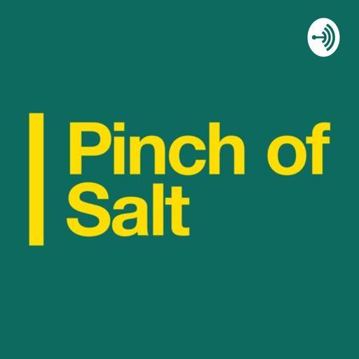 Cover art for podcast Podcastul Pinch of Salt