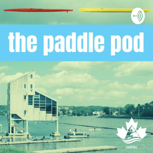 Cover art for podcast Paddle Pod
