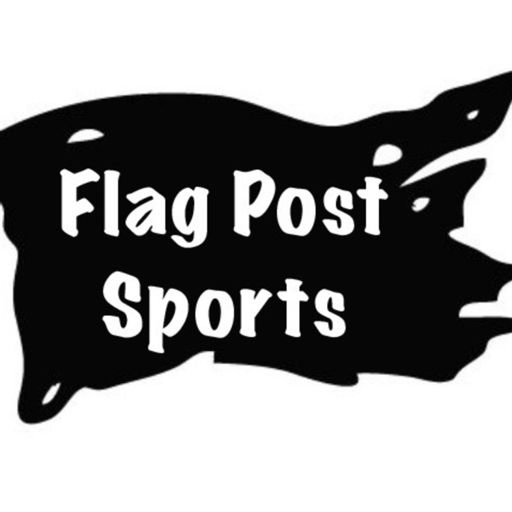 Cover art for podcast Flag Post Sports:Humor, Sports and Humor....we like Humor