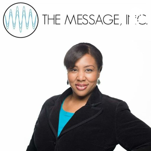 Cover art for podcast The Message!