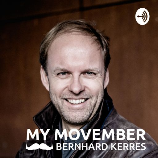 Cover art for podcast My Movember - My Cancer Story
