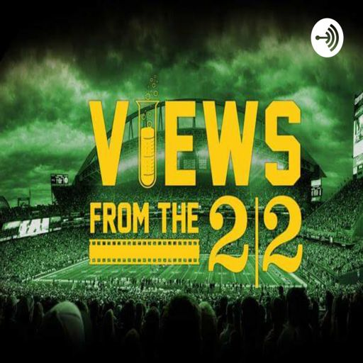 Cover art for podcast Views From The 22