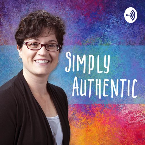 Cover art for podcast Simply Authentic
