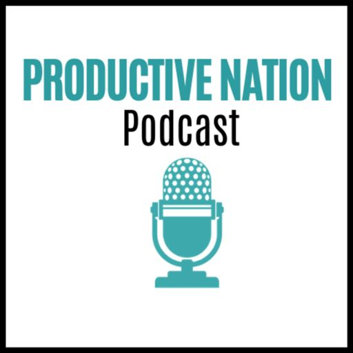 Cover art for podcast Productive Nation