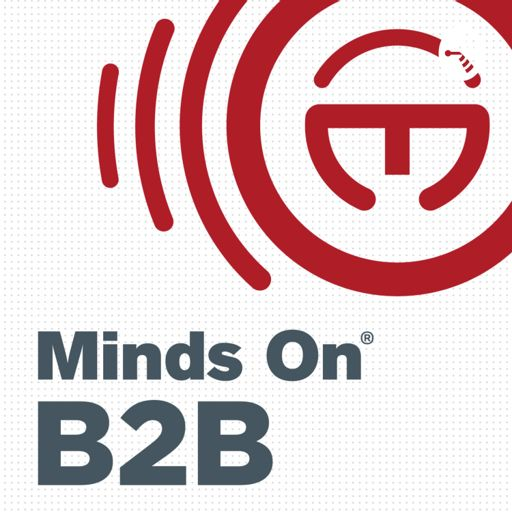 Cover art for podcast Minds On B2B