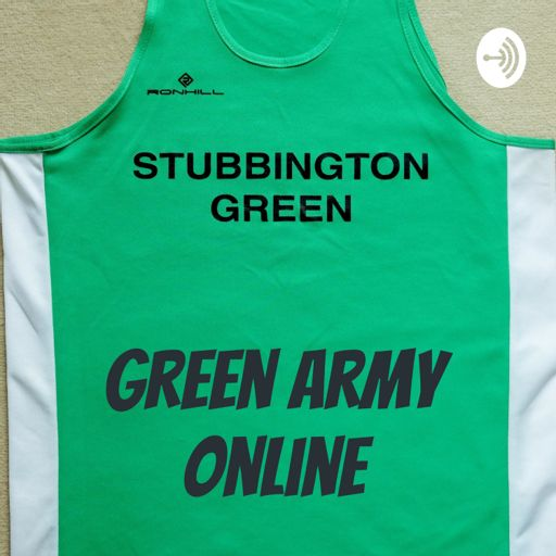 Cover art for podcast Green Army Online