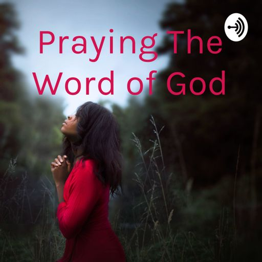 Cover art for podcast Praying The Word of God