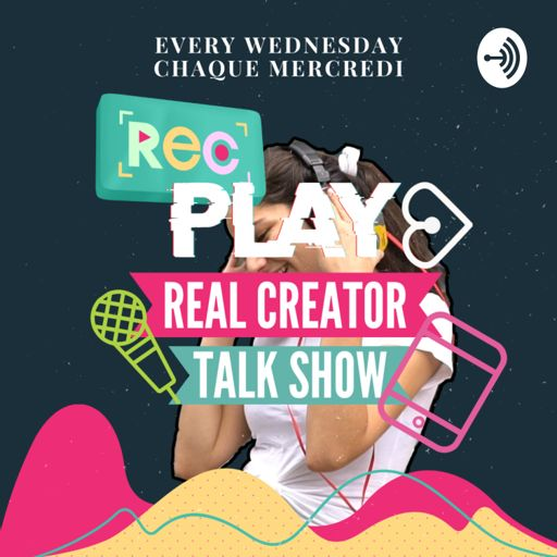 Cover art for podcast REC PLAY