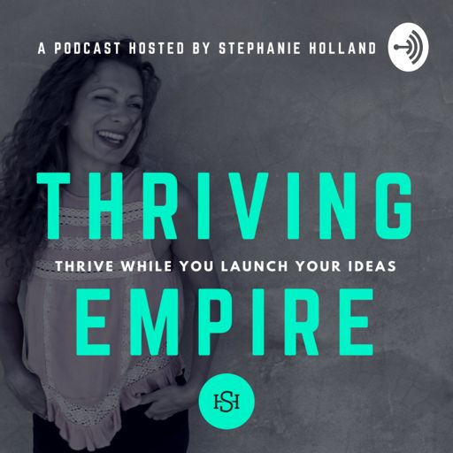 Cover art for podcast Thriving Empire