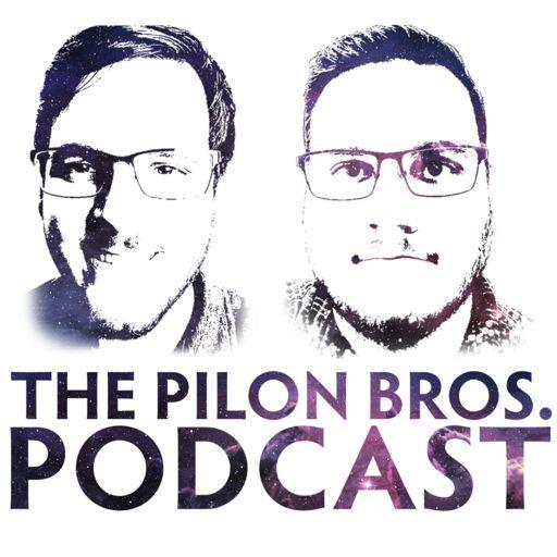 Cover art for podcast The Pilon Bros. Podcast