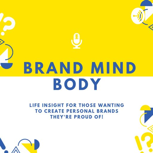 Cover art for podcast BRAND MIND BODY