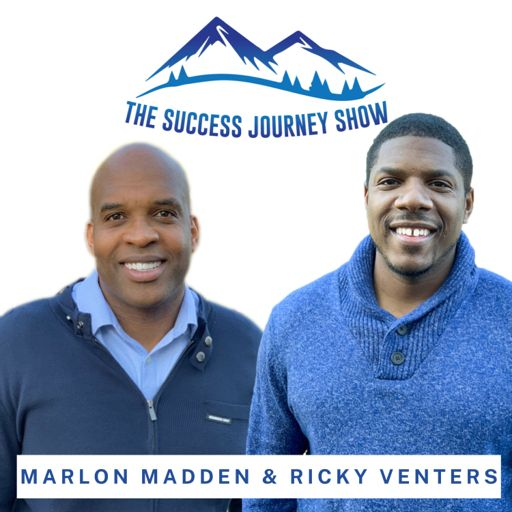 Cover art for podcast The Success Journey Show