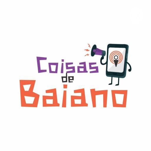 Cover art for podcast Coisas de Baiano